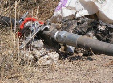 Asegura Policía Federal 56 mil litros de hidrocarburo y localiza toma clandestina en Tamaulipas