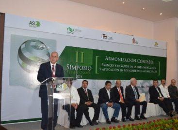 Pone SiMCA a Oaxaca en la mira del país; Celebra ASEO II Simposio Estatal 2014 de Armonización Contable