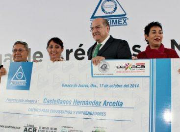 Respaldan Ayuntamiento capitalino y Acreimex economía de prestadores de servicio de transporte público