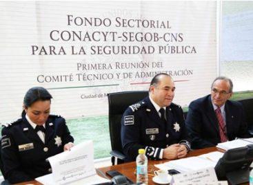 Sumar capacidades tecnológicas, objetivo principal del fondo sectorial CONACYT-SEGOB-CNS para la seguridad pública