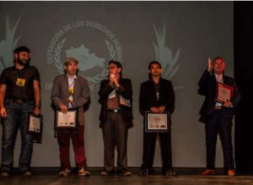 Otorga Derechos Humanos reconocimiento a ocho directores de cine en Oaxaca FilmFest