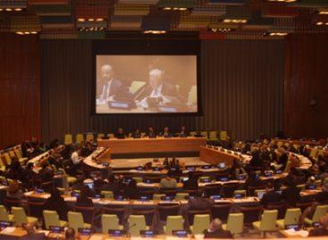 Realizan Reunión de Consultores Jurídicos de Estados Miembros de la ONU, en Nueva York