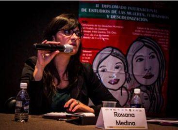 Mujeres de todos los países de AL, expuestas a la violencia por causas de género: Rossana Medina