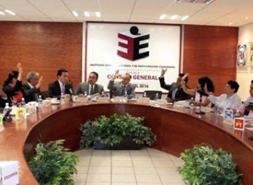 Aprueba órgano electoral de Oaxaca proyecto de presupuesto e integra Comisiones Permanentes