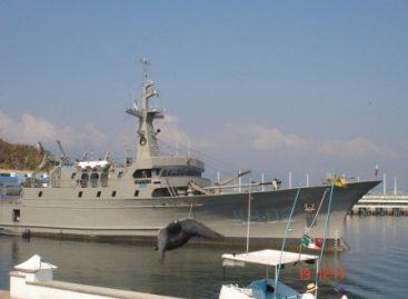 Auxilia personal de la Armada de México a dos embarcaciones en costas de Baja California y Sonora
