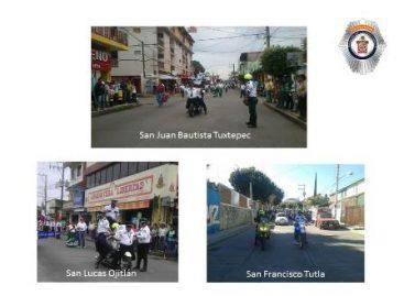Reportan saldo blanco en desfiles conmemorativos del inicio de la Revolución Mexicana en Oaxaca