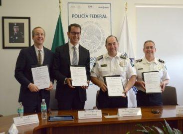Suscriben Policía Federal y Microsoft México protocolo específico de colaboración en ciberseguridad