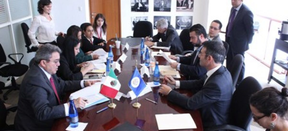 Suscribe México y la CIDH acuerdo de asistencia técnica por normalistas desaparecidos