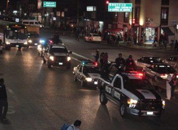 Aseguran 35 vehículos durante octubre en el operativo Centauro en Oaxaca de Juárez