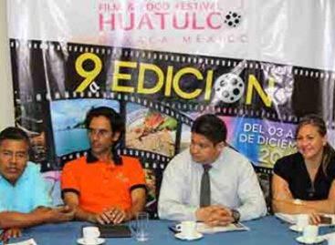 Realizarán Film and Food Festival Huatulco 2014 en su Novena Edición