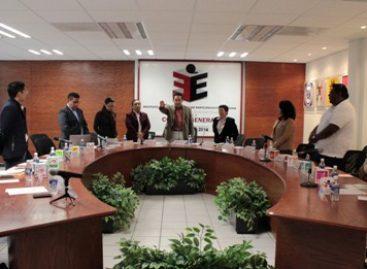 Instala Órgano Electoral de Oaxaca Comisión de Partidos Políticos y Participación Ciudadana