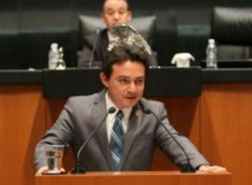 Llama senador Daniel Ávila a designar al nuevo titular de la fiscalía contra delitos electorales