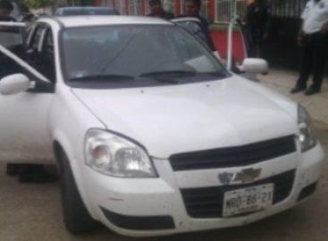 Aprehenden a cinco ladrones domiciliarios en acción policíaca coordinada de Veracruz y Oaxaca