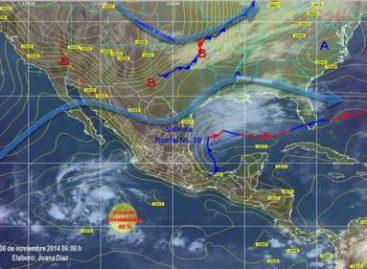 Generará frente número 10 lluvias muy fuertes en Tabasco y Chiapas