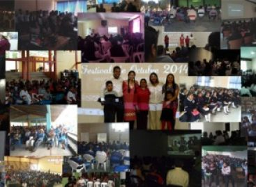 "Concluyó con éxito ""Oaxaca en Corto, Festival de Octubre 2014"""