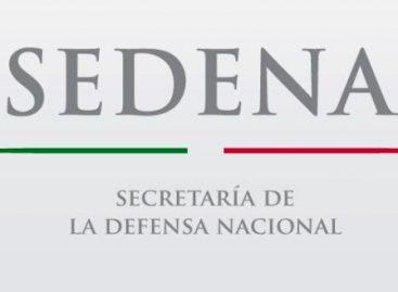 Asegura personal militar dos depósitos clandestinos de armamento en Reynosa, Tamaulipas