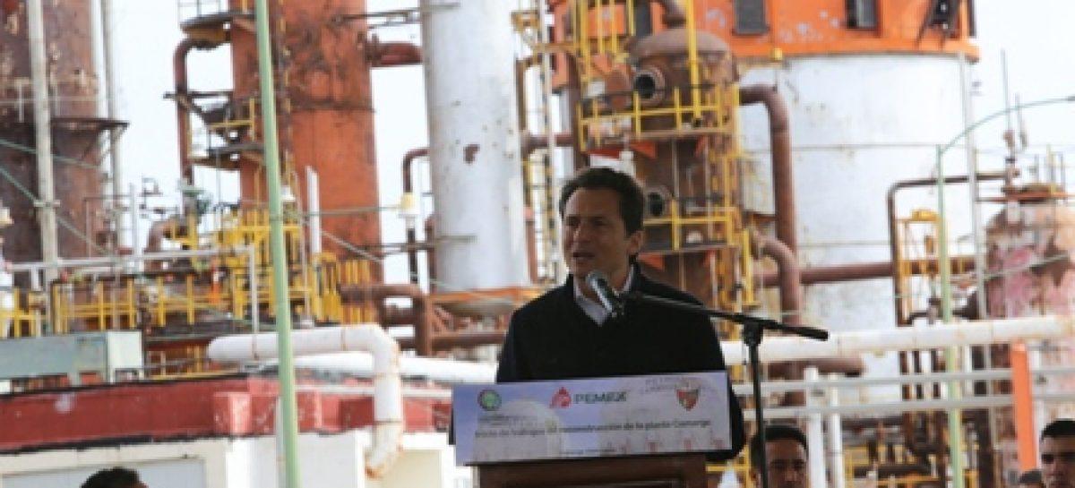 Inicia la rehabilitación de la planta petroquímica de Camargo, Chihuahua