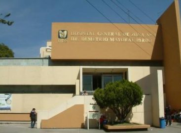 Atenderá IMSS-Oaxaca sólo urgencias médicas en Navidad