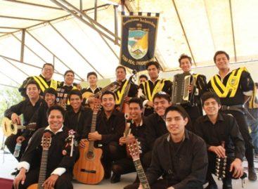 """Se presenta con éxito la Tuna Real Universitaria en """"Domingos en el Tequio"""", en Oaxaca"""