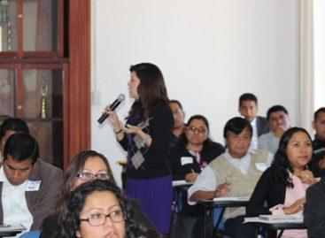 Refuerza PGJE capacitación respecto al Programa Alerta Amber Oaxaca