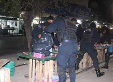Decomisan media tonelada de pirotecnia en Oaxaca de Juárez