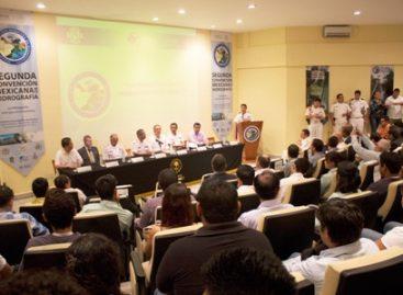 Realiza la Secretaría de Marina la Segunda Convención Mexicana de Hidrografía