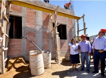 Registra Clínica de la Mujer en Oaxaca más del 50 por ciento de avance en su construcción