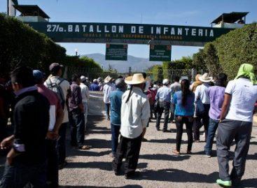 Acepta la CNDH visitar el cuartel militar en Iguala, Guerrero