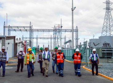 Gobierno y empresarios de plantas eólicas por la seguridad y desarrollo del Istmo de Tehuantepec