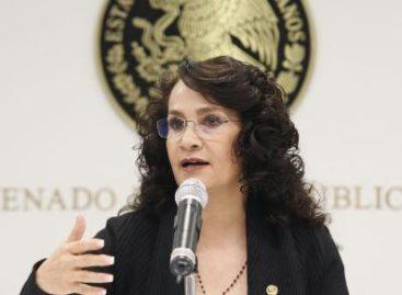 Advierte Dolores Padierna pérdidas en ingresos para el 2015 por movimientos de variables económicas