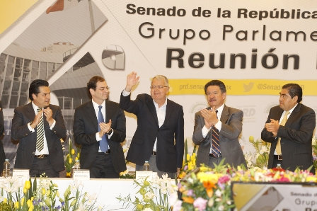 Legisladores del PRD