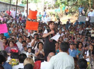 Llegan beneficios de las reformas estructurales a las familias más pobres del país: Robles Berlanga