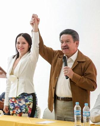 Electa candidata al gobierno de Colima