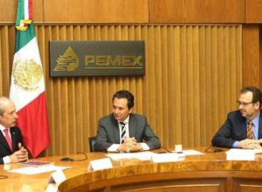 Suscriben Pemex y el IPN convenio de colaboración en investigación y desarrollo de tecnología