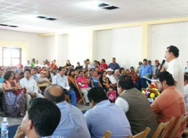 Priorizan obras del 2015 en Juchitán, Oaxaca; Toda solicitud ciudadana representa una necesidad