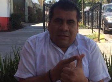 Diódoro Carrasco, saqueo Oaxaca, acusa Concha Suárez