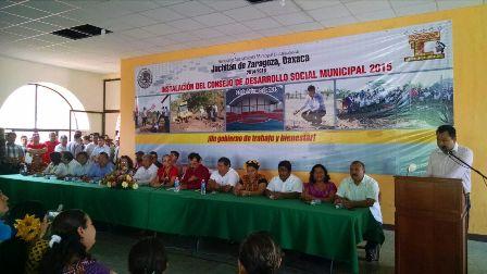 Aprueban gasto para Juchitán