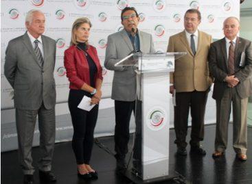 Senadores del PAN no aplauden declaraciones de EPN