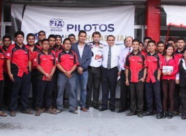 """Continúa concientización juvenil con la campaña """"Pilotos por la Seguridad Vial"""", en Oaxaca"""