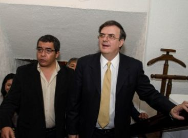Recibe CNDH queja de Marcelo Ebrard en relación a la construcción de la Línea 12 del Metro