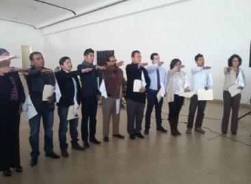 Rinde protesta nuevo Comité Directivo del Colegio Libre e Independiente de Arquitectos de Oaxaca