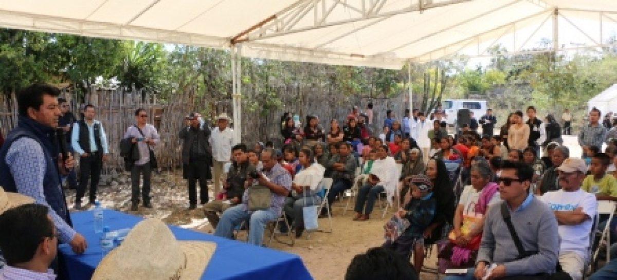 Inicia PAN-Oaxaca programas de acercamiento, formación y apoyo