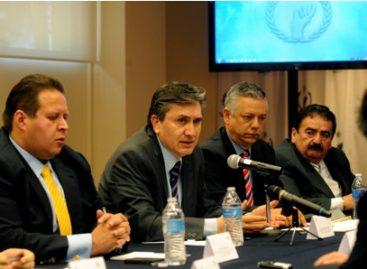 Ofrece CNDH apoyo irrestricto a ombudsman estatales, con pleno respeto a su autonomía