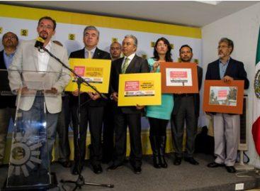Denuncia PRD propaganda apócrifa de este instituto en el Estado de México