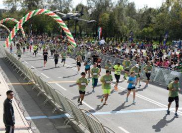 """Inscritos nueve mil deportistas en Quinta Carrera Deportiva """"Fuerza Aérea Mexicana, 100 años de Lealtad"""""""
