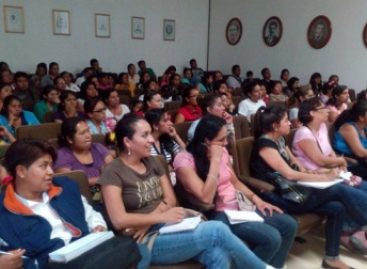 Capacita Sedesol a beneficiarios de estancias infantiles en Oaxaca
