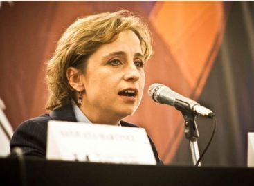 Turnan para su análisis propuesta de senadores para dar espacio a Aristegui en Canal del Congreso