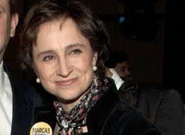 Recibe CNDH queja de un grupo de periodistas encabezado por Carmen Aristegui Flores