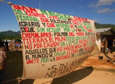 Gabino Cué irá Santa María Chimalapas, indígenas zoques levantan bloqueos carreteros en el Istmo