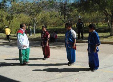Participa equipo oaxaqueño de Wu-shu en campeonato nacional en Quintana Roo